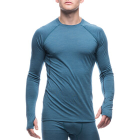 Houdini Airborn Crew Longsleeve Heren, midwinter blues
